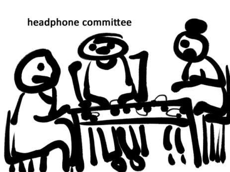headphone committee