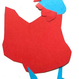 hen shapes