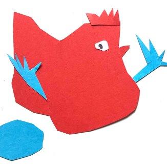 hen redesigned